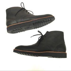 Cole Haan Air Morris Chukka black boots 11.5